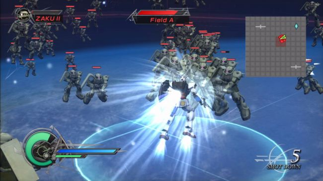 Dynasty Warriors: Gundam 2 - Screenshots - Bild 50