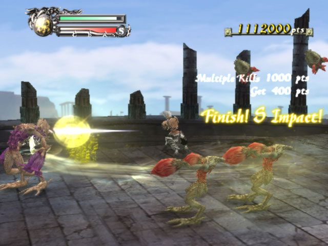 Rygar: The Battle of Argus - Screenshots - Bild 3