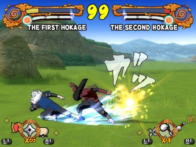 Naruto Shippuden: Ultimate Ninja 4 - Screenshots - Bild 7