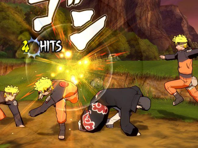 Naruto Shippuden: Ultimate Ninja 4 - Screenshots - Bild 11