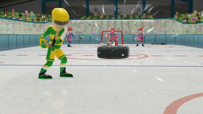World Championship Sports - Screenshots - Bild 4