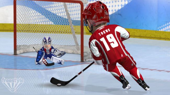 3 on 3 NHL Arcade - Screenshots - Bild 7