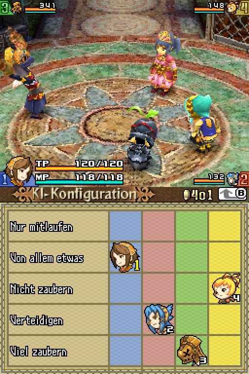 Final Fantasy Crystal Chronicles: Echoes of Time - Screenshots - Bild 30
