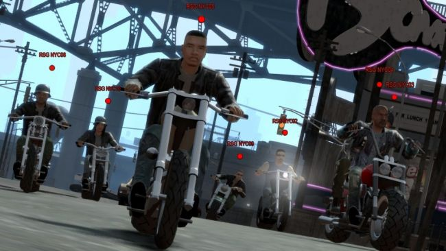 GTA 4: The Lost and Damned - Screenshots - Bild 16