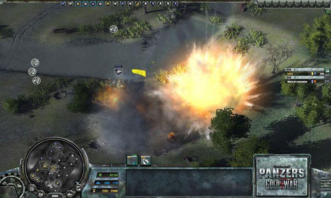 Codename: Panzers - Cold War - Screenshots - Bild 2
