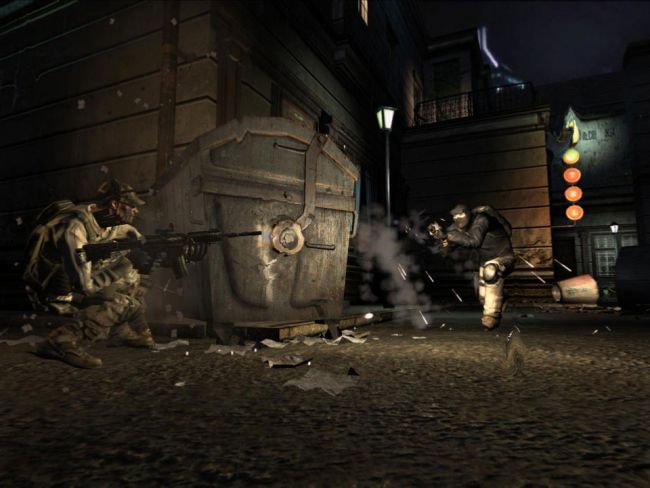 Armed Forces Corp. - Screenshots - Bild 3
