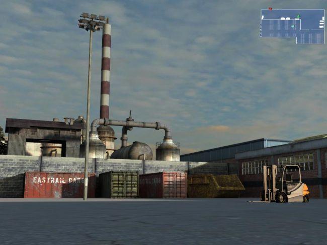 Gabelstapler-Simulator 2009 - Screenshots - Bild 12