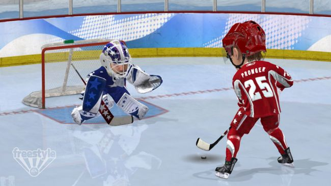 3 on 3 NHL Arcade - Screenshots - Bild 6
