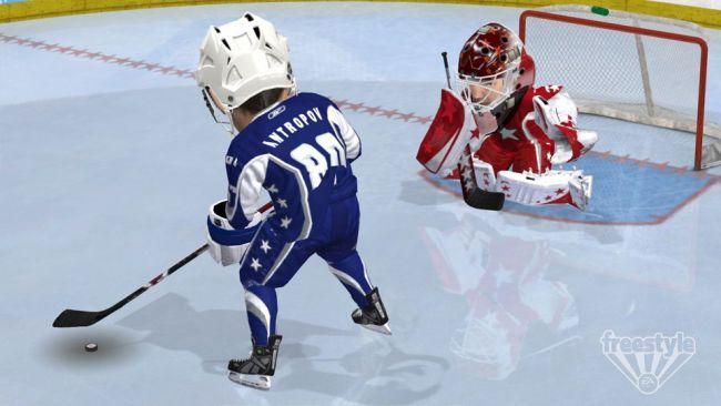 3 on 3 NHL Arcade - Screenshots - Bild 2