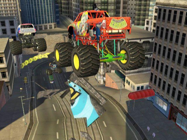 Monster Jam: Urban Assault - Screenshots - Bild 8