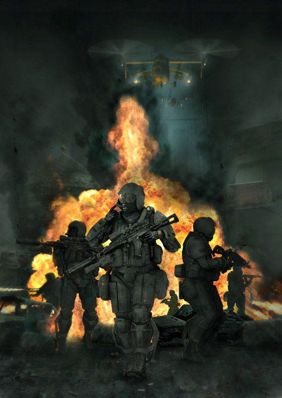 Scorpion: Disfigured - Artworks - Bild 5