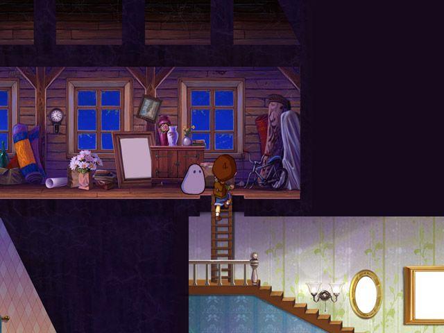 A Boy and His Blob - Screenshots - Bild 13