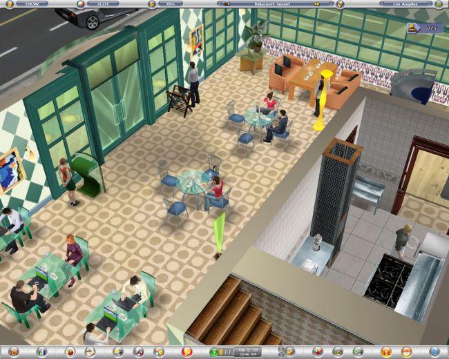 Restaurant Empire II - Screenshots - Bild 2