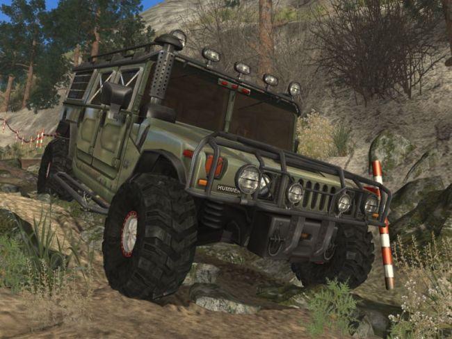 Geländewagen Simulator 2009 - Screenshots - Bild 8