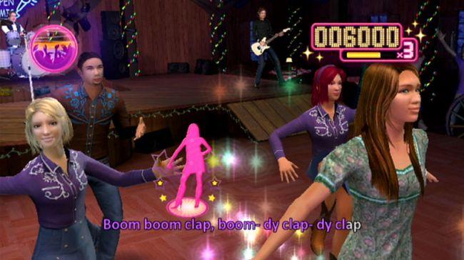 Hannah Montana der Film - das Spiel - Screenshots - Bild 17