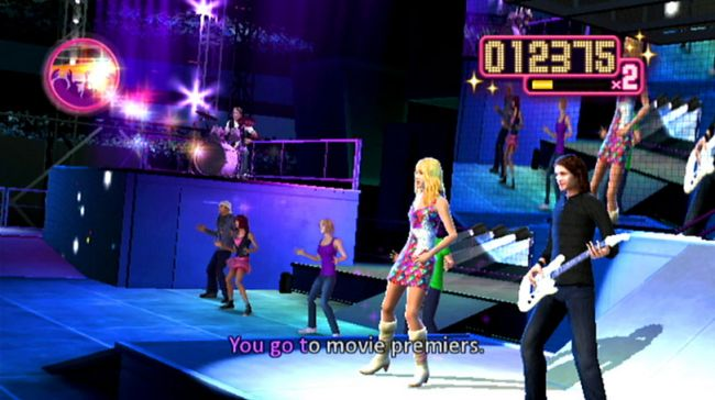 Hannah Montana der Film - das Spiel - Screenshots - Bild 7