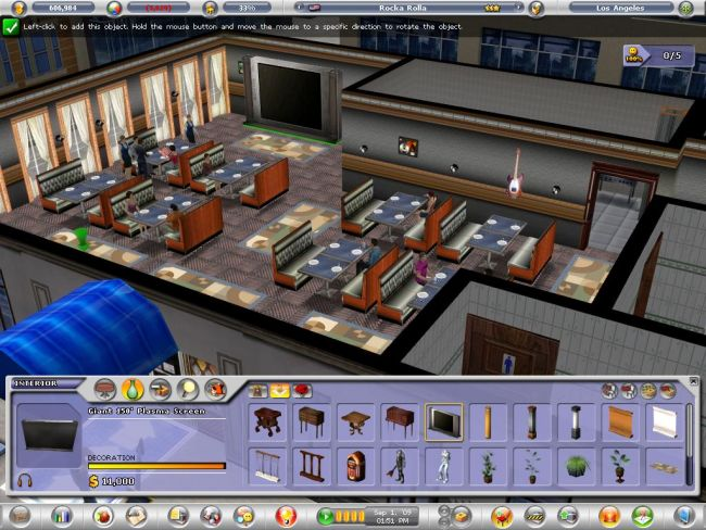 Restaurant Empire II - Screenshots - Bild 9