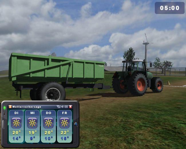 Landwirtschafts-Simulator 2009 - Screenshots - Bild 11