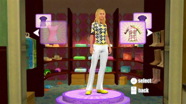 Hannah Montana der Film - das Spiel - Screenshots - Bild 2