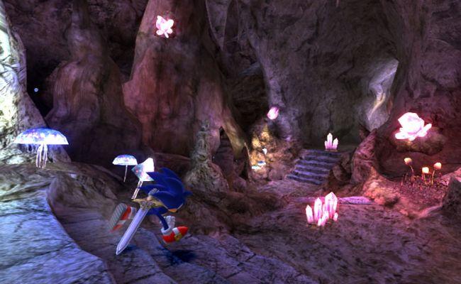 Sonic und der Schwarze Ritter - Screenshots - Bild 9