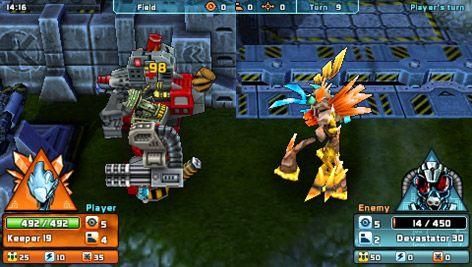 Mytran Wars - Screenshots - Bild 5