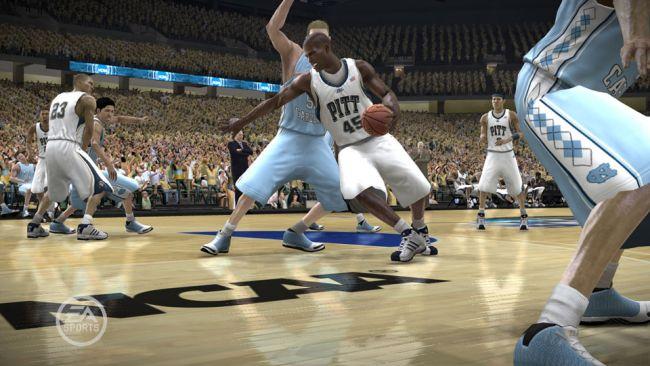 NCAA Basketball 09 - Screenshots - Bild 8