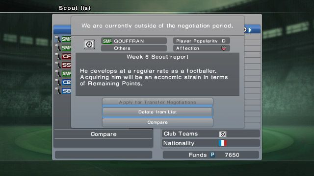 Pro Evolution Soccer 2009 - Screenshots - Bild 17