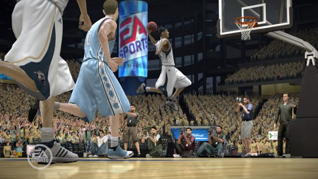 NCAA Basketball 09 - Screenshots - Bild 10