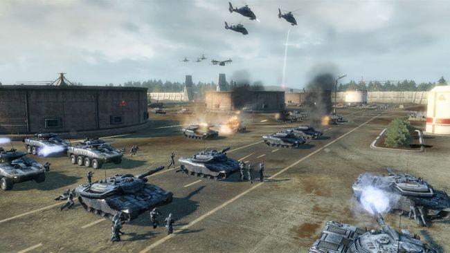 Endwar - DLC: Veteran Map Pack - Screenshots - Bild 6