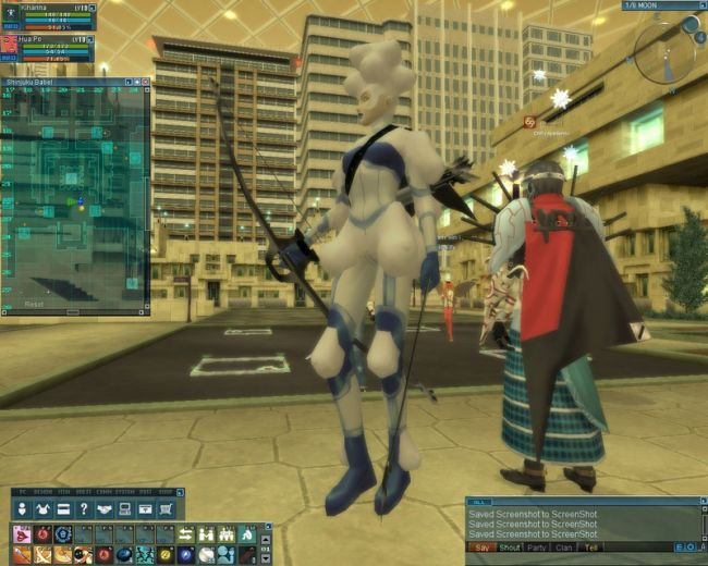 Shin Megami Tensei: Imagine Online - Screenshots - Bild 19