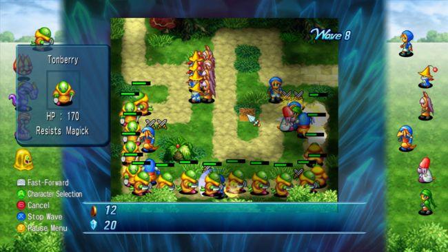 Crystal Defenders - Screenshots - Bild 7