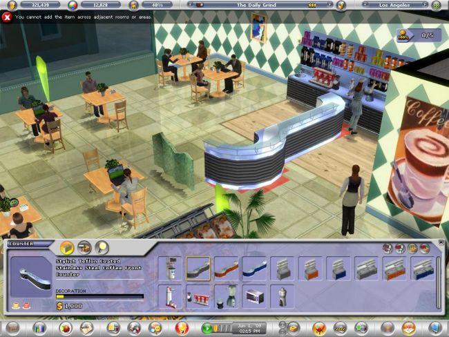 Restaurant Empire II - Screenshots - Bild 10
