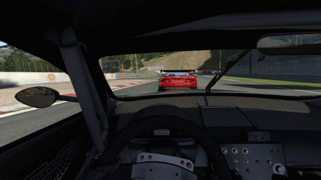 SuperCar Challenge - Screenshots - Bild 2
