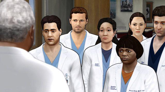 Grey's Anatomy: The Video Game - Screenshots - Bild 5