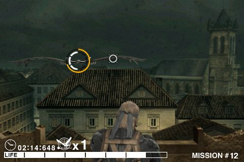 Metal Gear Solid Touch - Screenshots - Bild 13
