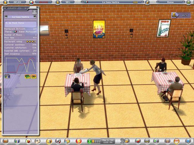Restaurant Empire II - Screenshots - Bild 7