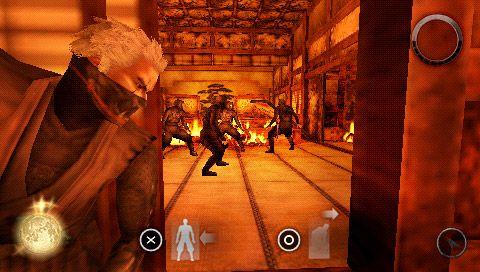 Tenchu: Shadow Assassins - Screenshots - Bild 4