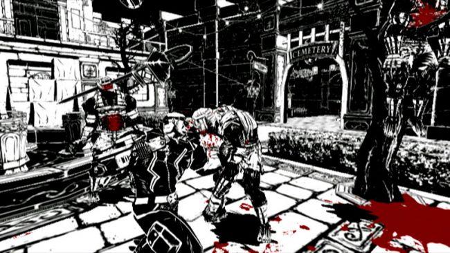 MadWorld - Screenshots - Bild 8