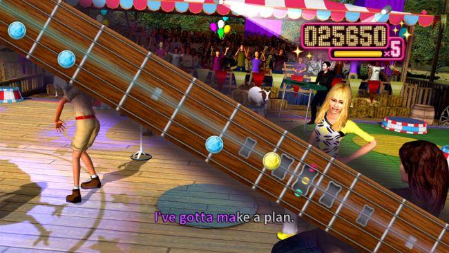 Hannah Montana der Film - das Spiel - Screenshots - Bild 44
