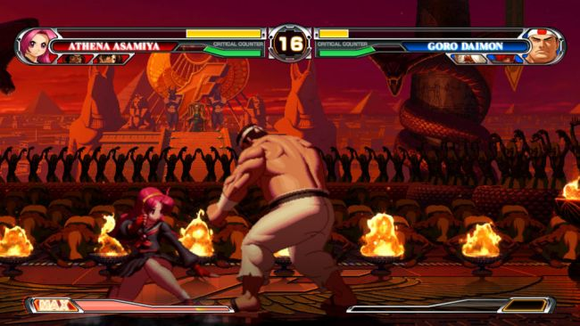 The King of Fighters XII - Screenshots - Bild 5