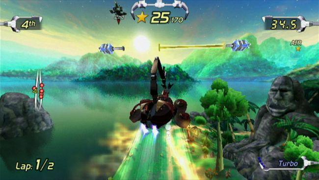Excitebots: Trick Racing - Screenshots - Bild 12