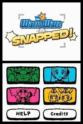 WarioWare: Snapped! - Screenshots - Bild 2