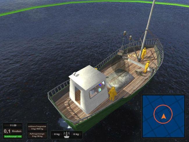 Hochseefischen - Die Simulation - Screenshots - Bild 8