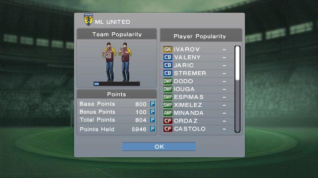 Pro Evolution Soccer 2009 - Screenshots - Bild 16