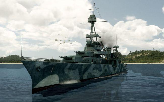 Battlestations: Pacific - Screenshots - Bild 3