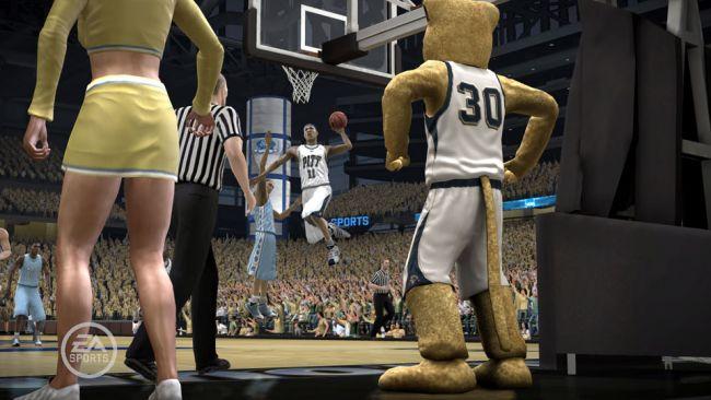 NCAA Basketball 09 - Screenshots - Bild 9