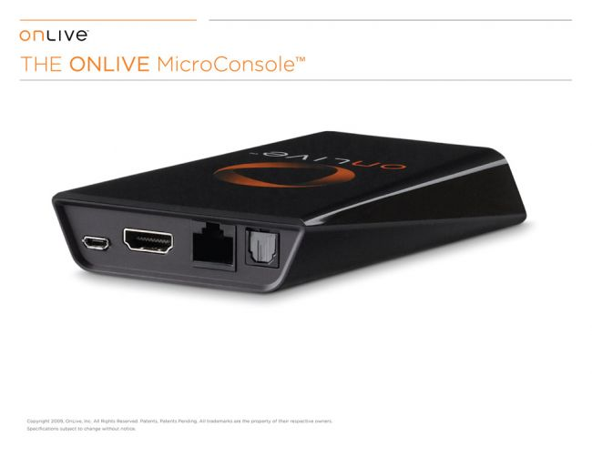 OnLive - Screenshots - Bild 3