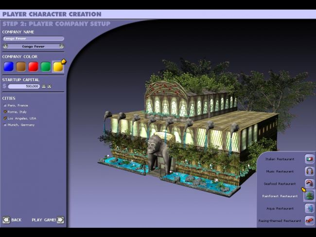 Restaurant Empire II - Screenshots - Bild 12