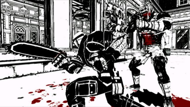 MadWorld - Screenshots - Bild 14