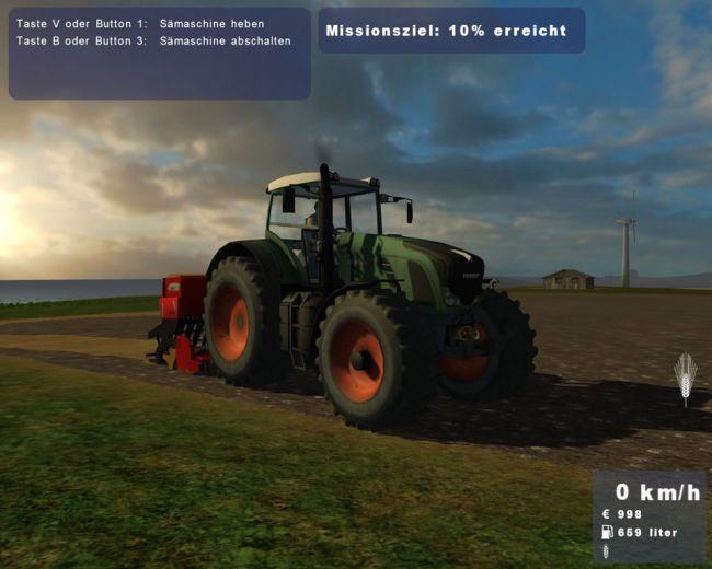 Landwirtschafts-Simulator 2009 - Screenshots - Bild 2